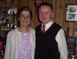 John and Janet Brumby