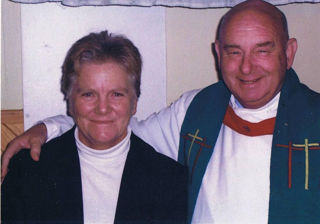 Rev Barry Fletcher